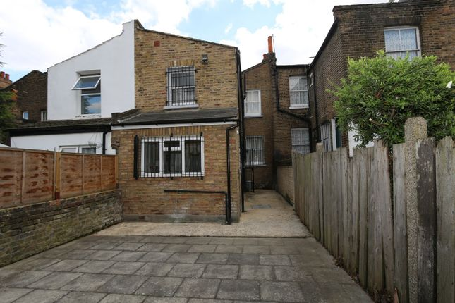 Thumbnail Terraced house to rent in Glenarm Road, London