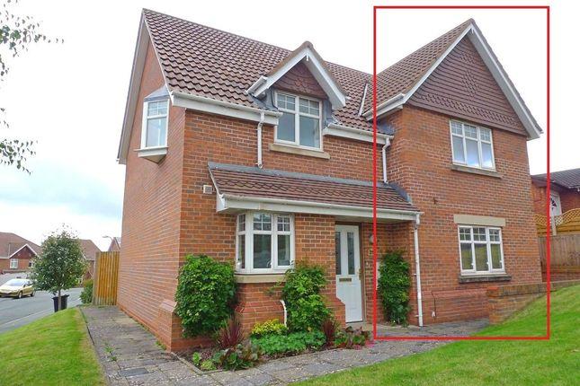 Thumbnail Semi-detached house to rent in Trem Y Don, Llysfaen, Colwyn Bay