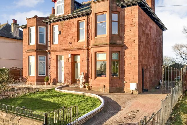 Thumbnail Semi-detached house for sale in Muirhead Road, Bothwell