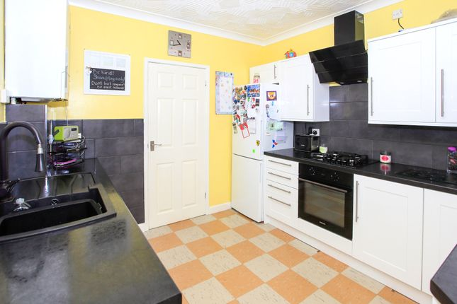 3 bed semi-detached house for sale in Queens Walk, Fletton, Peterborough