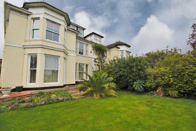 Thumbnail Flat for sale in Dartmouth Road, Paignton