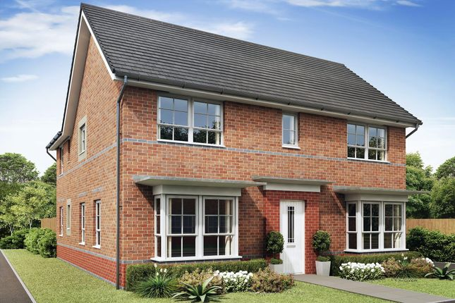"""Thumbnail Detached house for sale in """"Alnmouth"""" at Red Lodge Link Road, Red Lodge, Bury St. Edmunds"""
