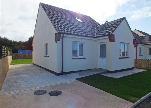 Thumbnail Bungalow to rent in Slieau Curn Park, Kirk Michael, Isle Of Man