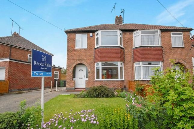 Thumbnail Semi-detached house to rent in Howe Hill Road, York