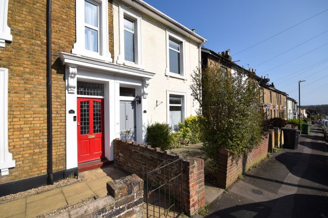 Thumbnail Semi-detached house to rent in Bower Street, Maidstone