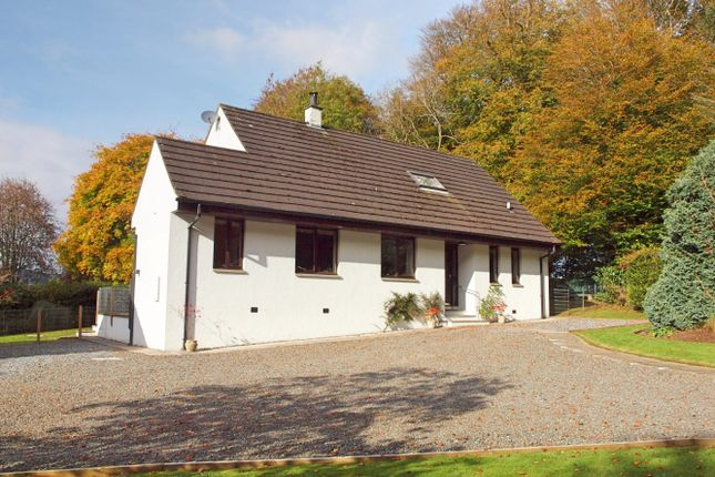 Thumbnail Detached house for sale in Dhoon Cottage, Beechwood, Gatehouse Of Fleet