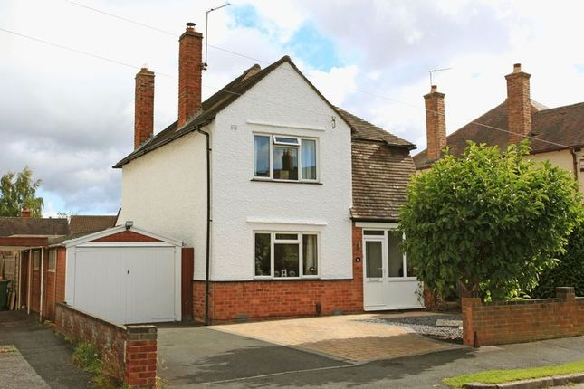 Thumbnail Detached house for sale in 46 Haygate Drive, Wellington, Telford