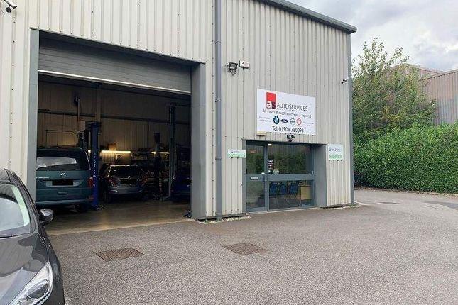 Thumbnail Parking/garage for sale in Millfield Lane, Nether Poppleton, York