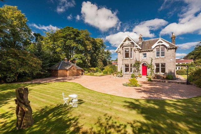Thumbnail Detached house for sale in Struan Park, 33 Perth Road, Milnathort