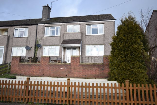 Thumbnail Flat for sale in Upland Drive, Trevethin, Pontypool