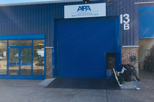 Thumbnail Light industrial to let in Manchester Way, Dagenham