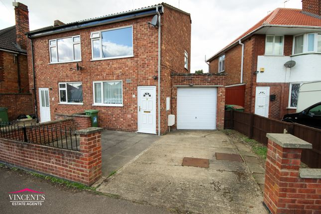 Semi-detached house for sale in Wilnicott Road, Leicester