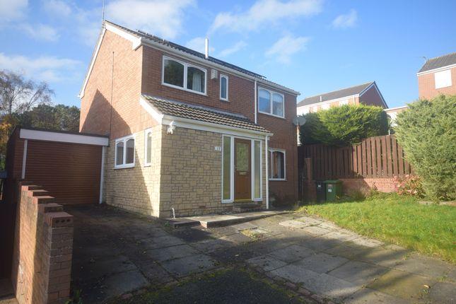 4 bed detached house for sale in Cygnet Close, Ashington NE63