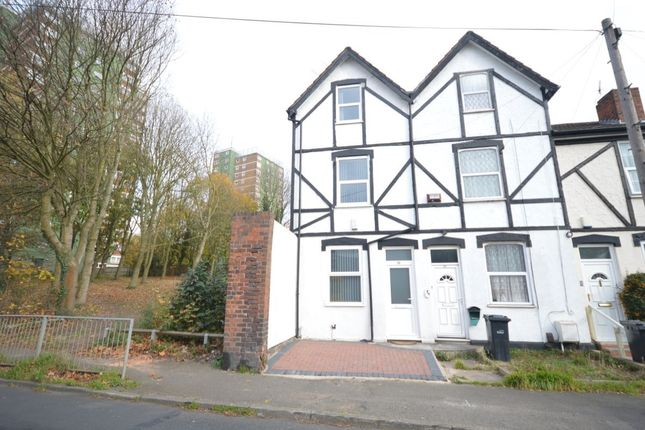 Thumbnail Terraced house to rent in Maughan Street, Dudley