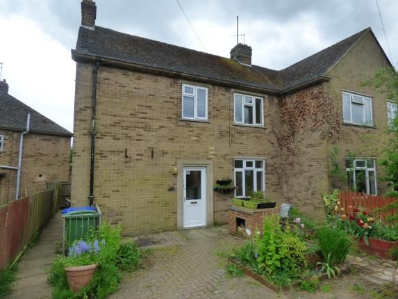 Thumbnail Semi-detached house for sale in Wayside, Roade, Northampton, Northamptonshire