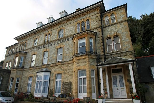 Thumbnail Property to rent in 9 King Charles Court Grove Road, Ventnor, Isle Of Wight