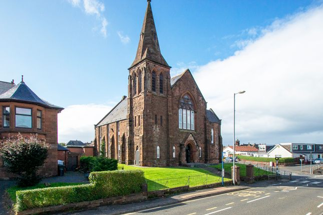 Thumbnail Flat for sale in Mauchline Road, Hurlford