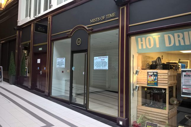 Thumbnail Retail premises to let in 14 Stirling Arcade, Stirling