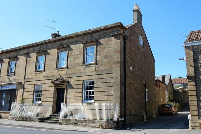 Thumbnail Terraced house for sale in West Street, Ilminster