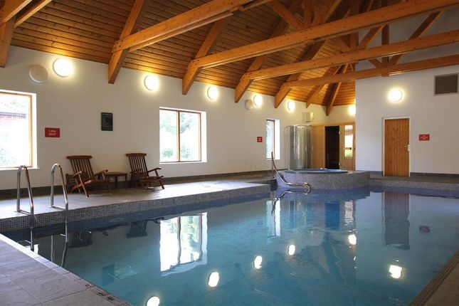Swimming Pool of Tidmarsh Grange, Tidmarsh, Reading RG8
