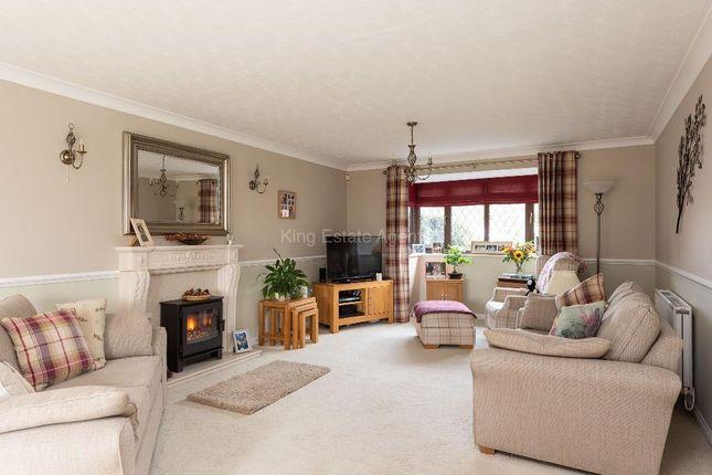 Living Room of Payne Road, Wootton, Bedford MK43