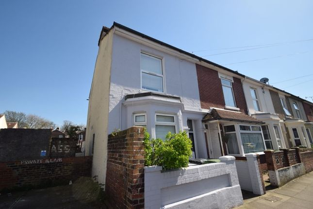 Thumbnail Semi-detached house for sale in Tottenham Road, Portsmouth
