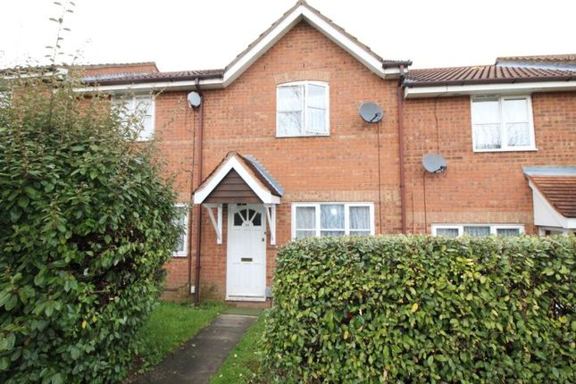 Thumbnail Terraced house to rent in Colwyn Close, Stevenage