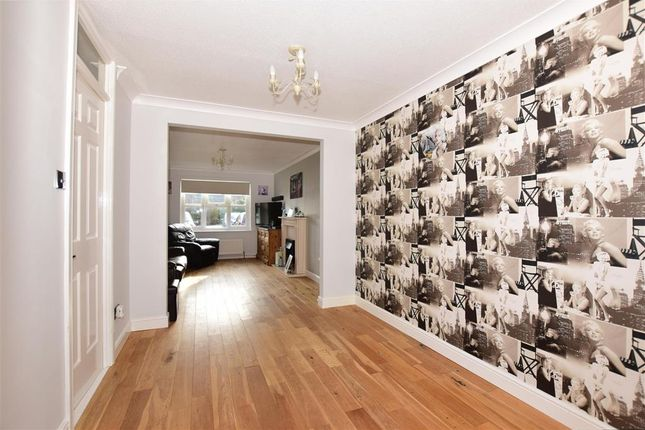 Thumbnail End terrace house for sale in Stoney Bank, Gillingham, Kent