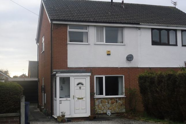 Thumbnail Semi-detached house to rent in 34 Fir Trees Crescent, Lostock Hall
