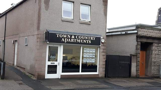 Retail premises for sale in Victoria Street, Inverurie
