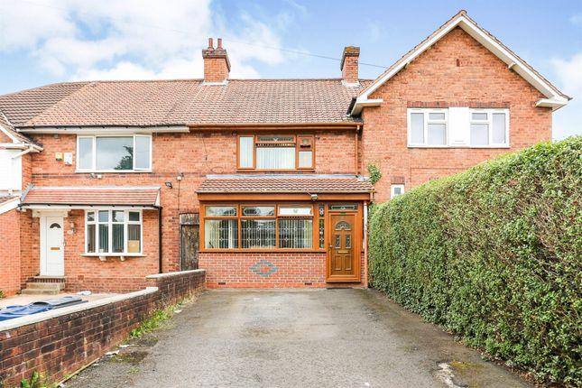 Terraced house for sale in Botha Road, Bordesley Green, Birmingham