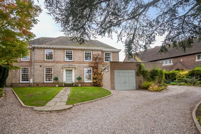 Thumbnail Detached house for sale in Oundle Drive, Wollaton Park, Wollaton