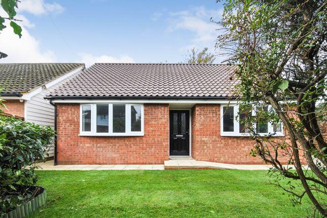 Thumbnail Bungalow for sale in Ash Groves, Sawbridgeworth, Hertfordshire