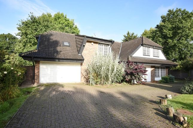 Thumbnail Detached house to rent in Saddlers Close, Pinner