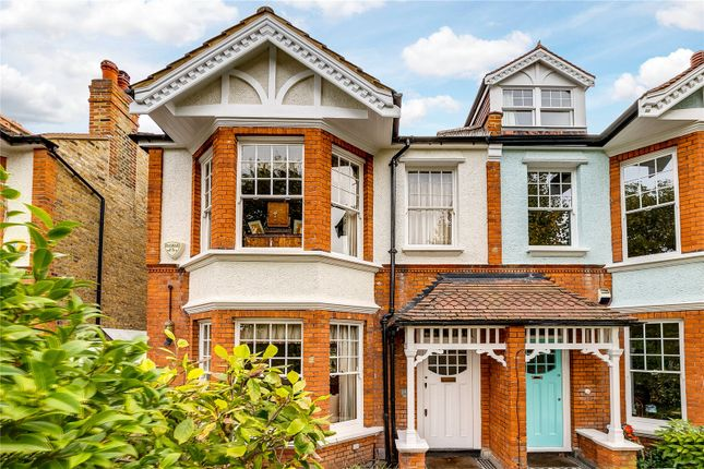 Thumbnail Semi-detached house for sale in Melville Road, Barnes, London