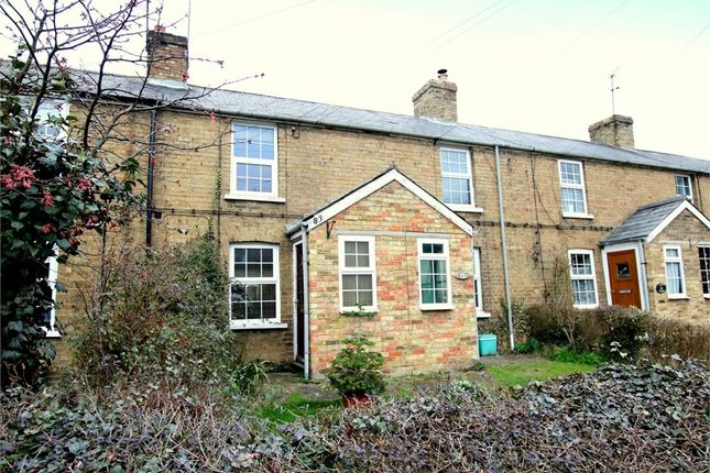 Thumbnail Terraced house for sale in High Street, Abbotsley, St. Neots
