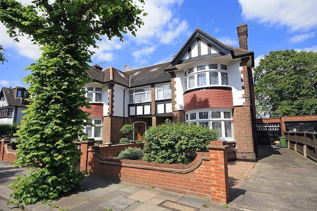 Thumbnail Semi-detached house to rent in Carbery Avenue, Acton, London