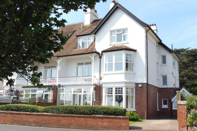 Thumbnail Penthouse for sale in Eversleigh, The Esplanade, Minehead