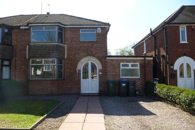 Thumbnail Property to rent in Appleton Avenue, Great Barr, Birmingham