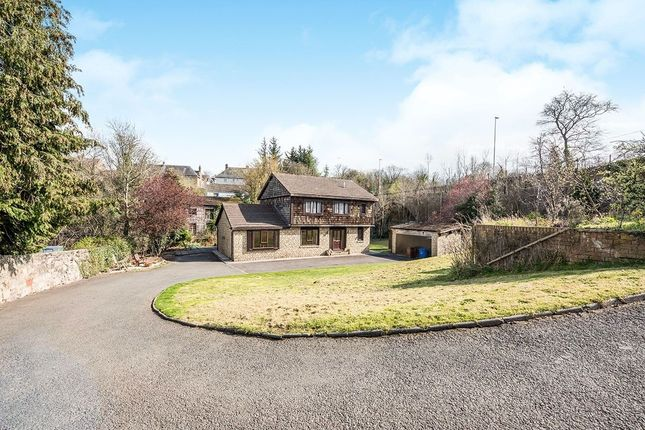 Thumbnail Detached house for sale in Newmills Road, Dalkeith