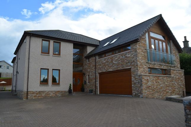 Thumbnail Detached house for sale in 115A Waggon Road, Brightons, Falkirk