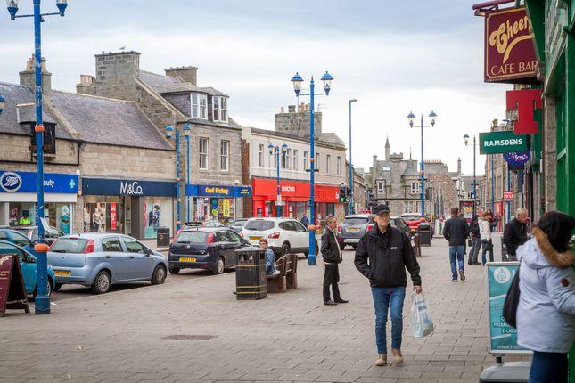 Thumbnail Retail premises for sale in Broad Street, Fraserburgh