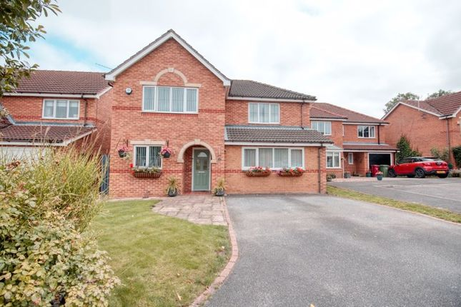 Thumbnail Detached house for sale in Maple Avenue, Crowle, Scunthorpe