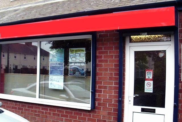Thumbnail Retail premises for sale in Alexandra Road, Ashington