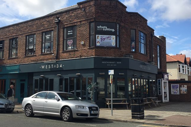 Thumbnail Restaurant/cafe to let in Banks Road, West Kirby