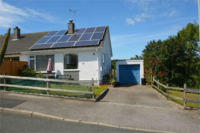 Thumbnail Semi-detached bungalow for sale in Bodinar Road, Penryn