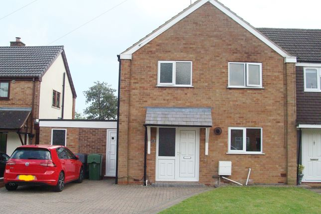 End terrace house for sale in Barrington Road, Rubery