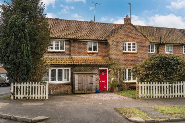 Thumbnail End terrace house for sale in Newton Road, Lindfield, Haywards Heath