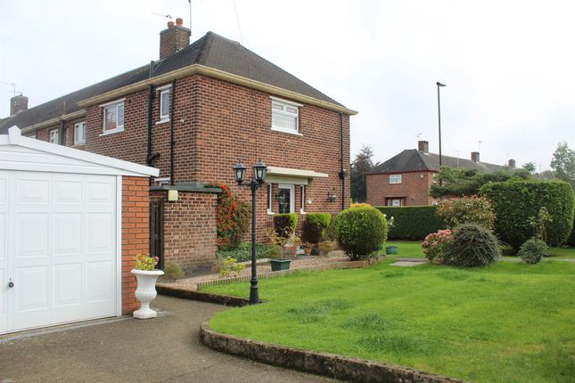 2 bed end terrace house for sale in Seagrave Crescent, Sheffield