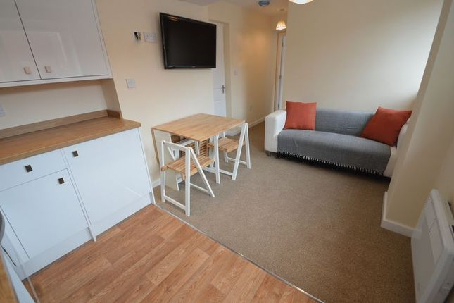Thumbnail Flat for sale in Apartment 7, Herbert Street, Redditch